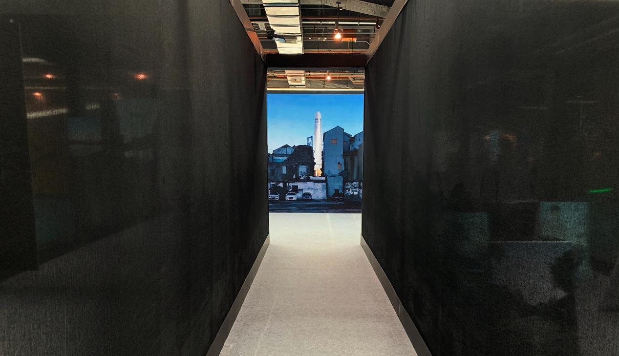 """""""三间房,三座城""""手机摄影展 得当设计主创建筑师王俊锋的城市观察"""